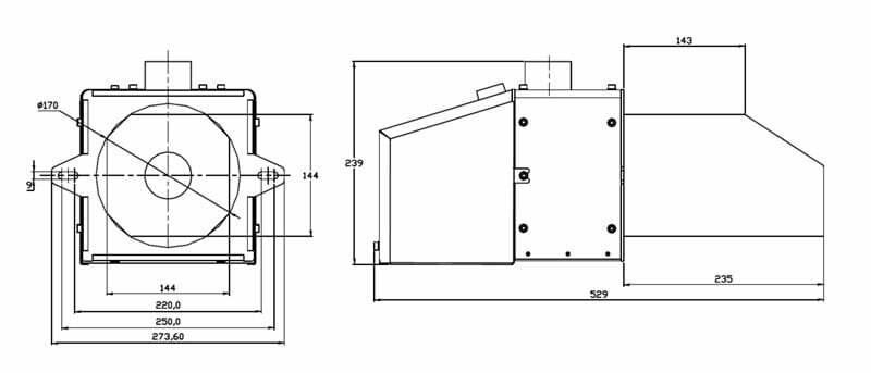 Διαστάσεις PellasX-X.Mini35